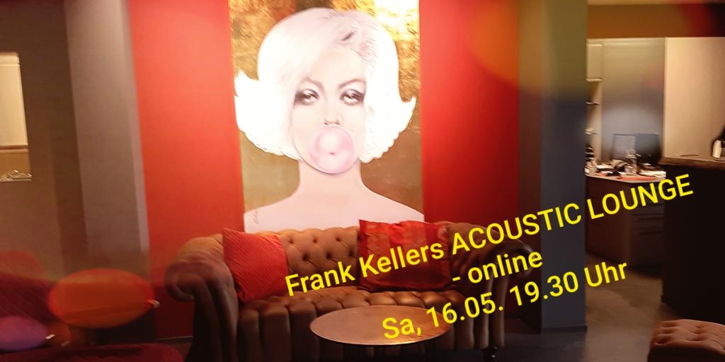 `Frank Kellers ACOUSTIC LOUNGE – online´ live aus Völkers Küchenstudio