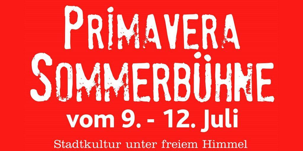 LATIN LOUNGE FFM auf der RADIO PRIMAVERA Sommerbühne Nilkheimer Park
